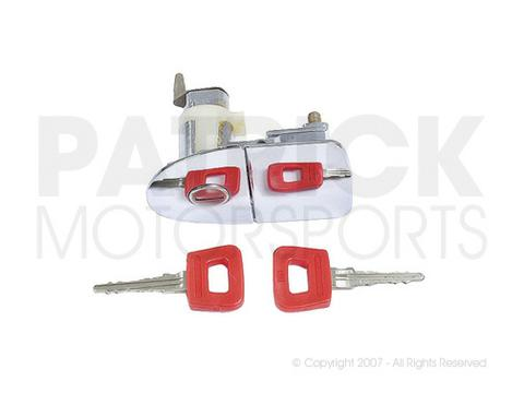 914 OUTSIDE DOOR HANDLE ASSEMBLY - LEFT WITH KEY SET- BOD91453190500