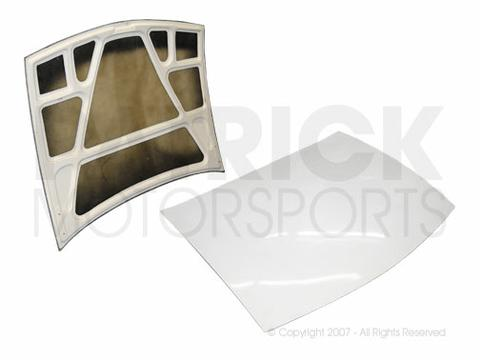 BOD 914FH: 914 HOOD DECK LID COVER - FRONT BODY