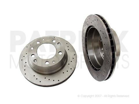 Porsche 911 Carrera Sport Spec Brake Disc For BRA 911 352 041 08 SP / BRA 911 352 041 08 SP / BRA-911-352-041-08-SP / BRA.911.352.041.08.SP / BRA91135204108SP