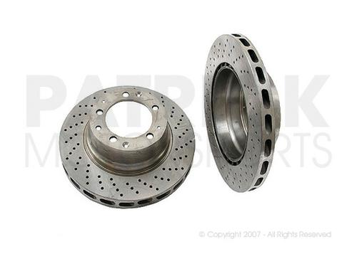BRA 930 352 046 01: BRAKE DISC ROTOR PORSCHE RIGHT REAR 911 / 930