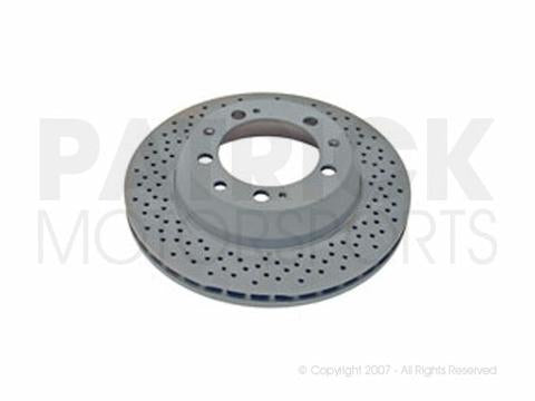 BRAKE DISC - REAR- BRA99335204102