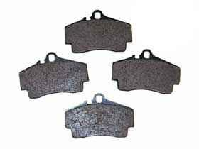 Porsche 986 / 996 Rear Brake Pad Set BRA 996 352 939 03 / BRA 996 352 939 03 / BRA-996-352-939-03 / BRA.996.352.939.03 / BRA99635293903