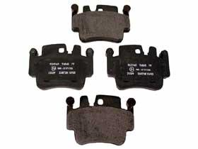 Porsche 996 Turbo / 986 Front / Rear Brake Pad Set BRA 996 352 949 03 / BRA 996 352 949 03 / BRA-996-352-949-03 / BRA.996.352.949.03 / BRA99635294903