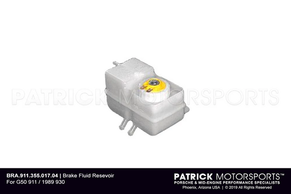 Porsche G50 Transmission Brake Fluid Reservoir (BRA 911 355 017 04)