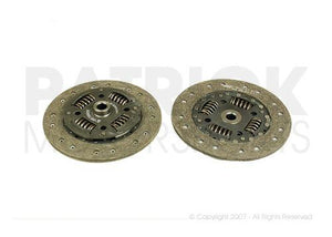 CLU 911 116 011 07: CLUTCH FRICTION DISC - (225MM) - (1970-1971) 911