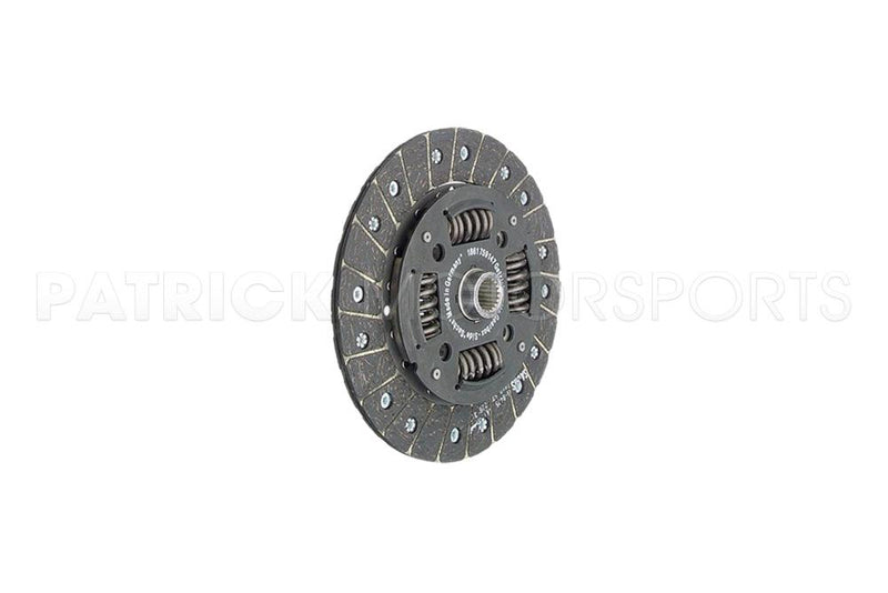 (1972-1986) PORSCHE 911 CLUTCH DISC - 225MM - 915 TRANSMISSION - (CLU 915 116 011 22 SAC)