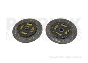 CLUTCH FRICTION DISC 944 TURBO- CLU95111601108SAC