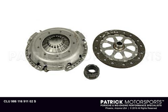 Clutch Kit Boxster S (CLU 986 116 911 02 S)