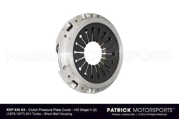Porsche 911 Turbo Early Clutch Pressure Plate Kep Stage 2 CLU KEP 930S 2 / CLU KEP 930S 2 / CLU-KEP-930S-2 / CLU.KEP.930S.2 / CLUKEP930S2