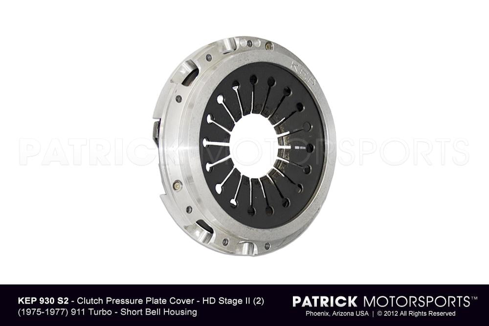 CLU KEP 930S 2: 911 TURBO EARLY CLUTCH PRESSURE PLATE KEP STAGE 2