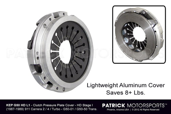 CLUTCH PRESSURE PLATE 240MM G50 & G50-50 KEP STAGE I- CLUKEPG50HDS1