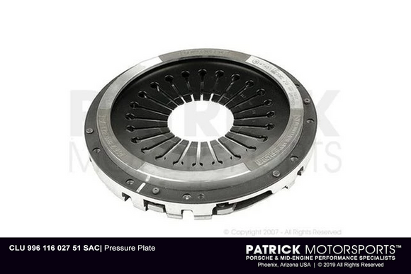 CLUTCH PRESSURE PLATE COVER 996 997 TURBO S GT2 GT2 RS GT3 GT3 RS- CLU99611602751SAC