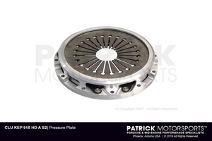 CLUTCH PRESSURE PLATE - 915 (225MM) HD STAGE II ALL ALUMINUM- CLUKEP915HDAS2