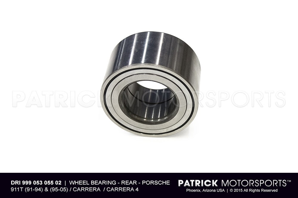 DRI 999 053 055 02: WHEEL BEARING REAR