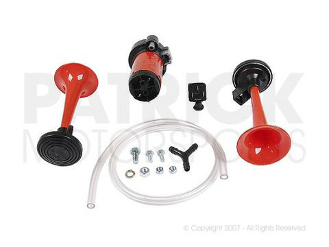 ACCESSORY AIR HORN SET - 2 TONE AIR HORN KIT- ELE3001791