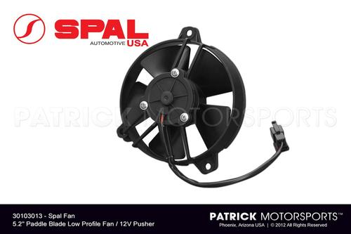 "Spal Fan 5.2"" Low Profile ELE 30103013 / ELE 30103013 / ELE-30103013 / ELE.30103013 / ELE30103013"