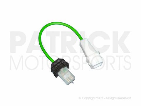 IGNITION DISTRIBUTOR WIRE - GREEN WIRE - ELE93060290701B
