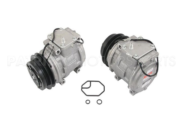 Porsche 964 A/C Compressor AIR 964 126 121 01 / PART Numbers: 964 126 121 01 / 964-126-121-01 / 964.126.121.01 / 96412612101