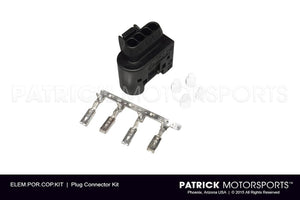PLUG CONNECTOR KIT (TERMINATION KIT)- ELEMPORCOPKIT