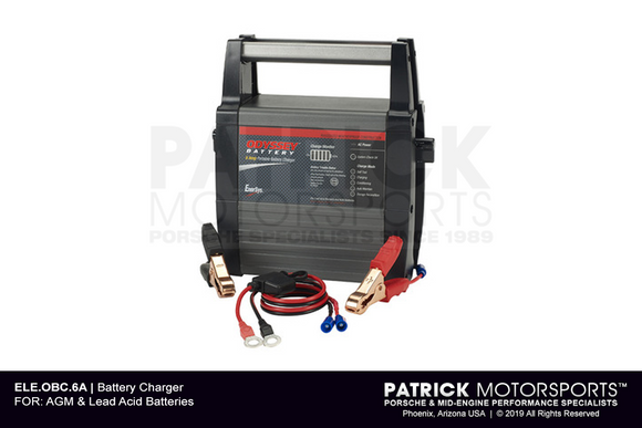 ODYSSEY BATTERY CHARGER ELE.OBC.6A