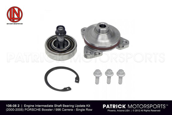 Porsche 996 / 986 Single Row IMS Update Kit Intermediate Shaft Bearing / ENG 106 08 2 / ENG 106 08 2 / ENG-106-08-2 / ENG.106.08.2 / ENG106082