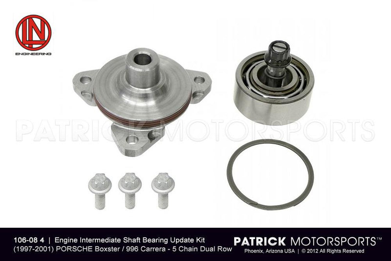 IMS UPDATE KIT (INTERMEDIATE SHAFT BEARING) - (1997-2001) BOXSTER / (1999-2001) 996 - LN ENGINEERING- ENG106084