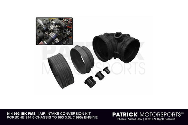 AIR INTAKE FILTER CONVERSION KIT 914 6 TO 993 3.6L- ENG914993IBKPMP