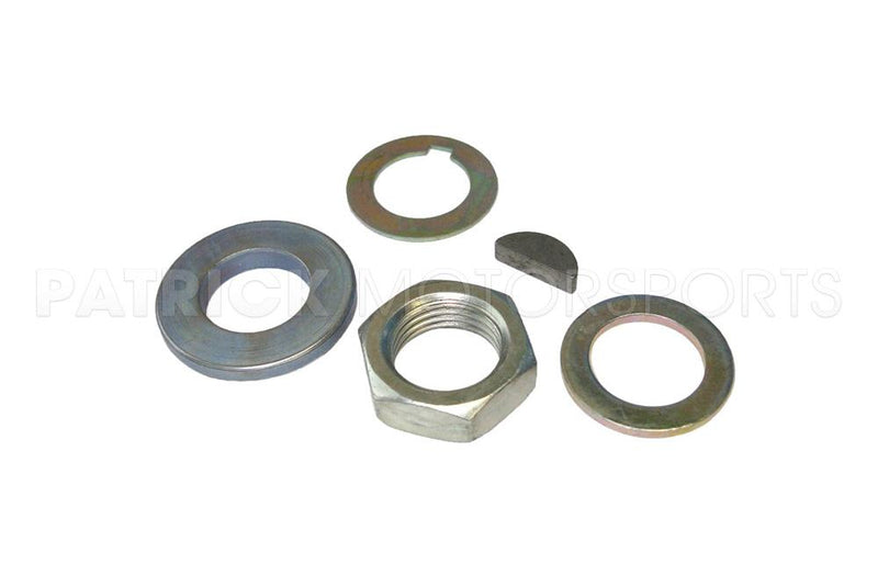 ALTERNATOR PULLEY NUT KIT (1982-1989) PORSCHE 911 / 930 TURBO / (1982-1983) 928- ENG92860390400VAL
