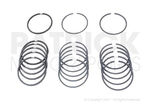Engine Piston Ring Set - Standard 95.00mm / ENG 930 103 963 00 GOE / ENG 930 103 963 00 GOE / ENG-930-103-963-00-GOE / ENG.930.103.963.00.GOE / ENG93010396300GOE