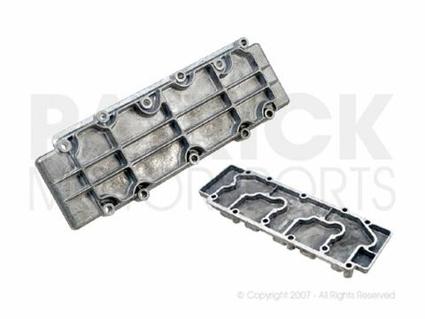 ENG 930 105 116 00: VALVE COVER - LOWER EXHAUST LEFT/RIGHT - PORSCHE 914-6, 911 1968-1989 / TURBO THRU 1992