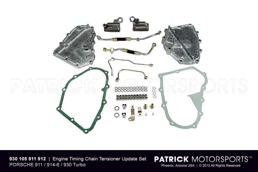 ENG 930 105 911 912 OES: ENGINE TIMING CHAIN TENSIONER UPDATE RETROFIT SET 911 - 930