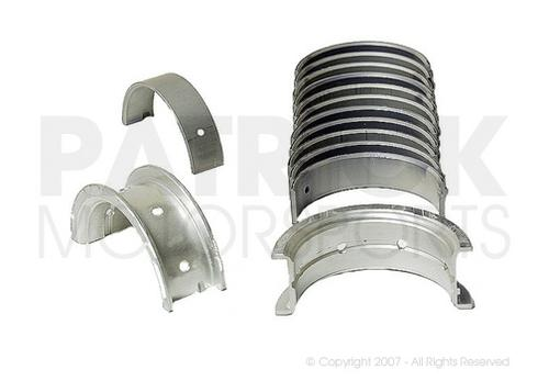 ENG 964 101 901 00: MAIN BEARING SET (STANDARD) PORSCHE 911 / TURBO