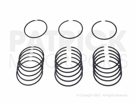 Engine Piston Ring Set - 1989-1994 Porsche 911 964 Turbo ENG 964 103 925 00 / ENG 964 103 925 00 / ENG-964-103-925-00 / ENG.964.103.925.00 / ENG96410392500