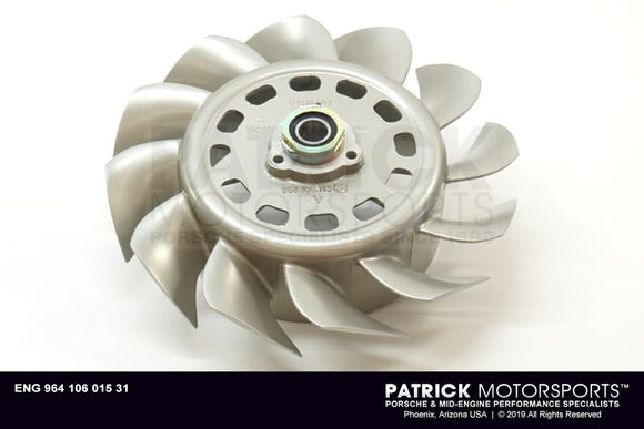 Engine Cooling Fan Impeller - Porsche 964 / 993 (ENG 964 106 015 31)