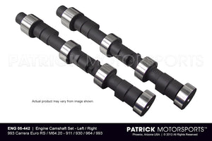 ENGINE CAMSHAFT SET - PORSCHE 911 993 CARRERA RS EURO- ENG05442
