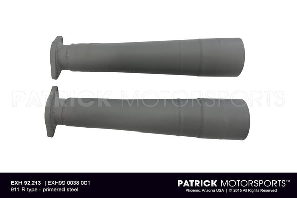 EXHAUST PIPE SET - PORSCHE 911 R TYPE- EXH92213