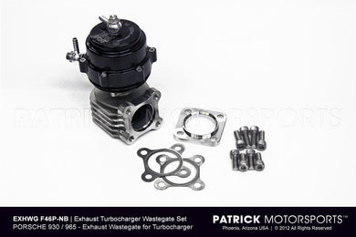 EXH WG TIAL F46P NB 08: EXHAUST TURBO WASTEGATE ASSEMBLY - 930 & 965 | 0.80 BAR
