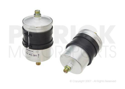 FIL 930 110 139 00 BOS: FUEL FILTER - (1976-1979) PORSCHE 911 TURBO CARRERA / 930