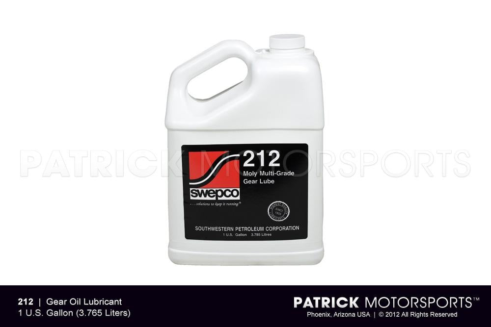 FLU SWEPCO 212 80: TRANSMISSION GEAR LUBE OIL - SWEPCO 212-80