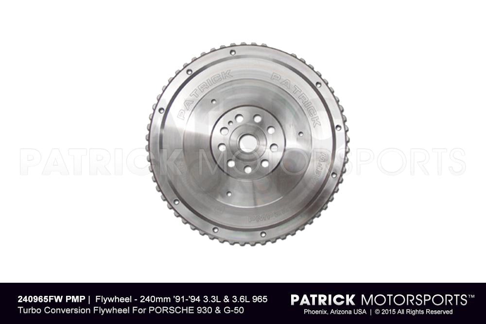 FLW 240965FW PMP: FLYWHEEL - 240MM 1991-1994 3.3L & 3.6L 965 TURBO CONVERSION
