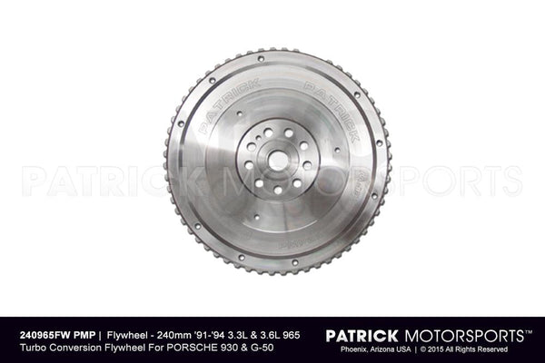 Porsche 964 Turbo 965 / 3.3L and 3.6L 240mm Flywheel Conversion FLW 240 965 PMS / FLW 240965FW PMP / FLW-240965FW-PMP / FLW.240965FW.PMP / FLW240965FWPMP