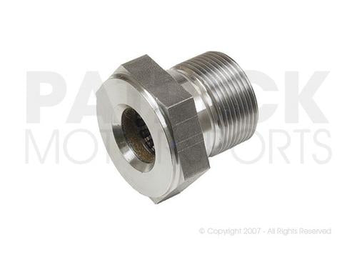 GLAND NUT WITH PILOT BEARING - ENGINE FLYWHEEL TO CRANKSHAFT - PORSCHE (356A / 356B / 356C / 912)- FLW61610202501OES