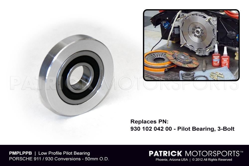 FLW 930 102 042 PMS: PILOT BEARING - 930 G50 SBH LOW PROFILE 50MM CONVERSION