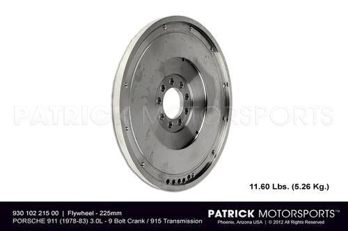 FLYWHEEL PORSCHE 911 SC - 915 - 225MM- FLW93010221500OEM