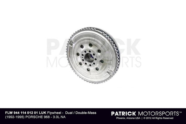 "Porsche 968 Dual-Mass Flywheel FLW 944 114 012 01 / ""NO LONGER AVAILABLE"" FLW 944 114 012 01 / 944-114-012-01 / 944.114.012.01 / 94411401201 / FLW94411401201"