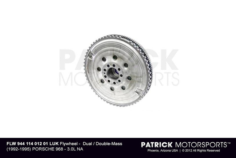 Porsche 968 Dual-Mass Flywheel FLW 944 114 012 01 /