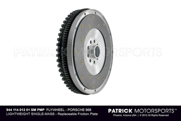 LIGHTWEIGHT SINGLE-MASS FLYWHEEL - PORSCHE 968- FLW94411401201SMPMP