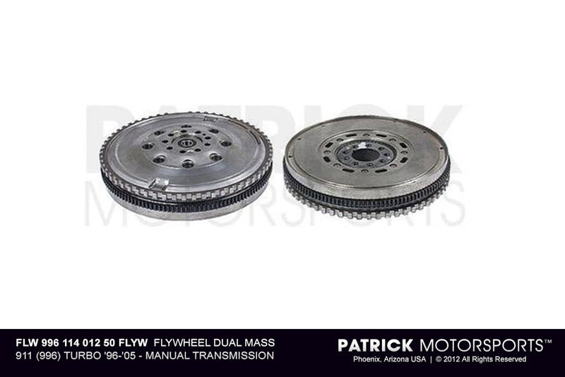 FLYWHEEL DUAL MASS 996 TURBO- FLW99611401250FLYW