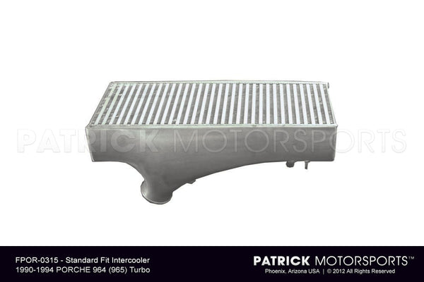 CHARGE AIR INTERCOOLER - 630 CI FULL WIDTH TYPE - (1978-1994) PORSCHE 911 / 930 / 964 / 965 TURBO- TURFPOR3015