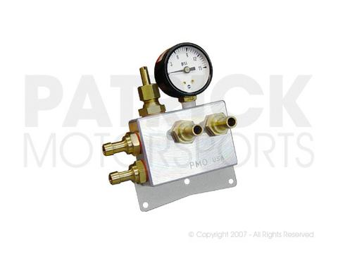 FUE PMO FPR: FUEL PRESSURE REGULATOR - PMO - BARBED FITTINGS